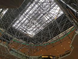 Centre commercial La Part Dieu à Lyon